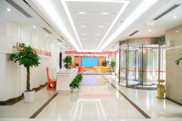 南京连天美医院环境图2