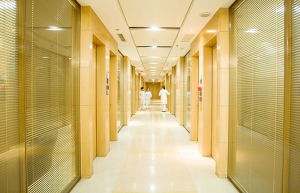 上海市东方医院环境图5