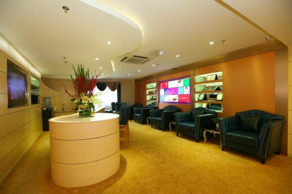 上海华美医疗美容医院环境图4